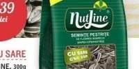 Seminte pestrite de floarea-soarelui prajite cu sare, Nutline