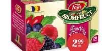 Ceai din fructe de padure aromofruct Fares