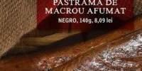 Pastrama de porc afumat Negro