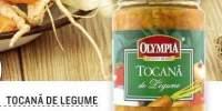 Tocana de legume Olympia