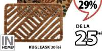 Covoras intrare Kugleask In Home