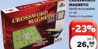 Joc Crosswords Magnetic Noriel