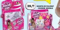 Geanta de colorat - diverse modele