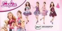 Sofia Fashion Plus papusi