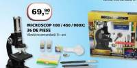 Telescop 100/450/900X, 36 de piese