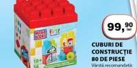 Cuburi de constructie 60 de piese