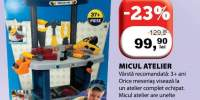 Micul atelier