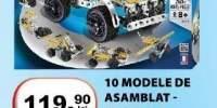 10 Modele de asamblat vehicule