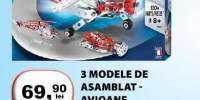 3 Modele de asamblat avioane