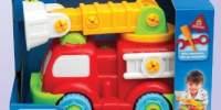 Construieste-ti singur masina de pompieri