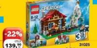 Coliba de munte Lego