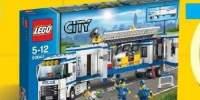Sectia mobila de politie Lego