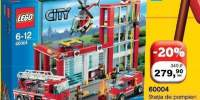 Statie de pompieri Lego