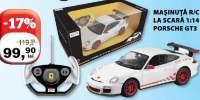 Masinuta R/C la scara 1:14 Porsche GT3 Rastar
