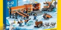 Tabara de baza arctica Lego