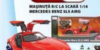 Masinuta R/C la scara 1:14 Mercedes Benz SLS AMG Rastar