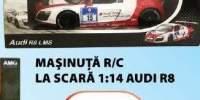 Masinuta R/C la scara 1:14 Audi R8 Rastar