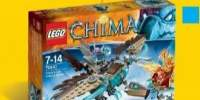 Planorul de gheata al lui Vardy Lego