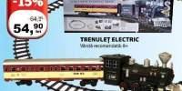 Trenulet electic Rail King