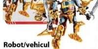 Robot vehicul Construct-Bots Team Ups Beast Hunters