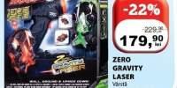 Zero Gravity Laser