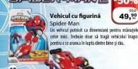 Vehicul cu figurina Spider-Man