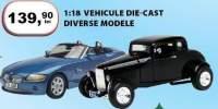 1:18 Vehicule Die-Cast Motor Max