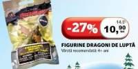 Figurine dragoni de lupta