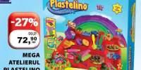 Mega atelierul Plastelino