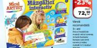 Mazgalici interactiv
