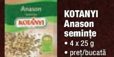 Anason seminte Kotanyi