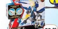 Set de constructie Volt Jet si War Stallion
