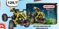 Set de constructie Meccano ATV