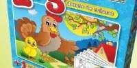 Puzzle 60 de piese  'Coloreaza-ma' Gaina