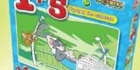 Puzzle 60 de piese 'Coloreaza-ma' Tom in hamac