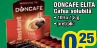 Cafea solubila Doncafe Elita