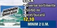 Deodorant stick Mennen Speed Stick