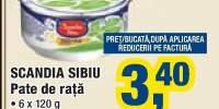Pate de rata Scandia Sibiu