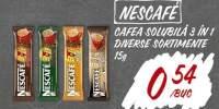 Cafea solubila 3 in 1 Nescafe