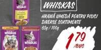 Hrana umeda pentru pisici Whiskas