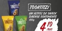 Un altfel de snack Toortitzi