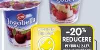 Iaurt cu fructe Zott Jogobella