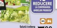 Salata iceberge calitatea I Romania