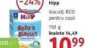 Biscuiti Eco pentru copii Hipp