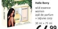 Apa de parfum + lotiune corp Halle Berry