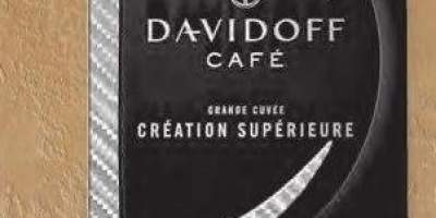 Cafea Grande Cuvee Creation Superieure Editie Limitata Davidoff Cafe