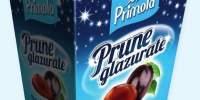 Prune glazurate pentru sarbatori Primola