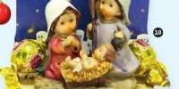 Figurina si bomboane de ciocolata Dolcerie Veneziane