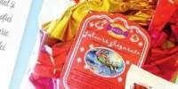 Jeleuri asortate cu diferite arome Bon Sweet Bon