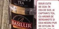 Ceai negru Captain's Tea/ Gampola Basilur